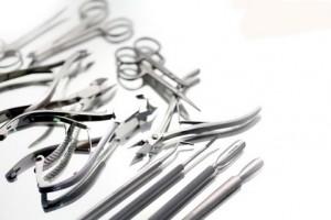 Инструменты для классического обрезного маникюра