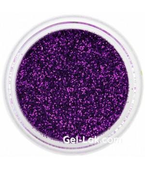 Блёстки для ногтей Фиолетовые Индиго №61
