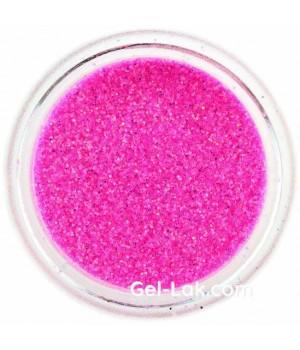 Блёстки для ногтей Розовые Барби №89