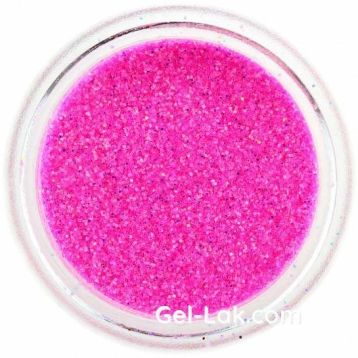 Розовые Барби блёстки для ногтей №98