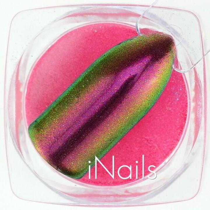 Пигмент для ногтей Unicorn Rainbow (Радужный Единорог) №02