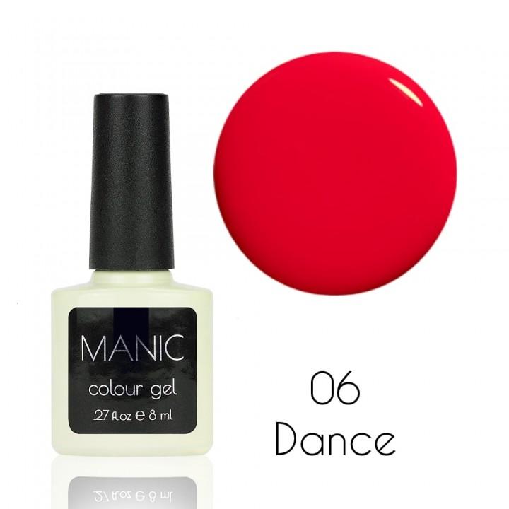 Гель лак для ногтей MANIC №06 Dance