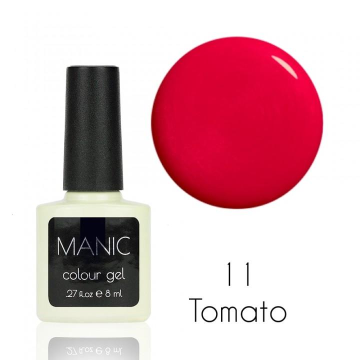 Гель лак для ногтей MANIC №11 Tomato