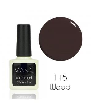 Гель лак MANIC №115 Wood