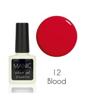 Гель лак MANIC №12 Blood