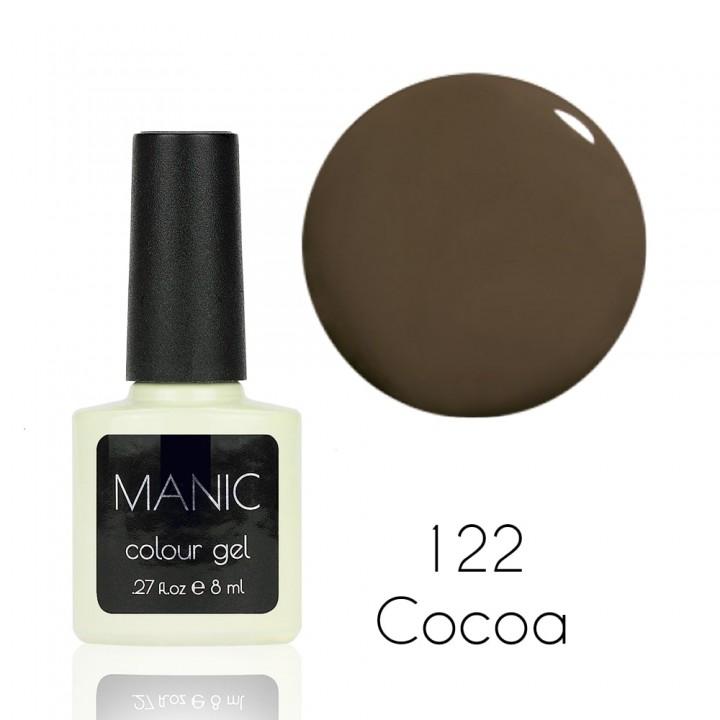 Гель лак для ногтей MANIC №122 Cocoa