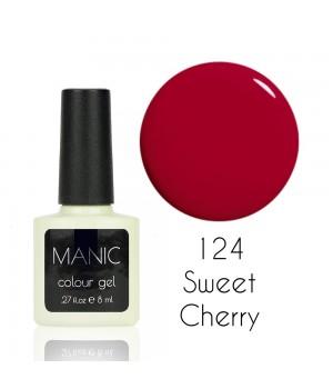 Гель лак MANIC №124 Sweet Cherry