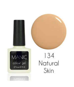 Гель лак MANIC №134 Natural Skin