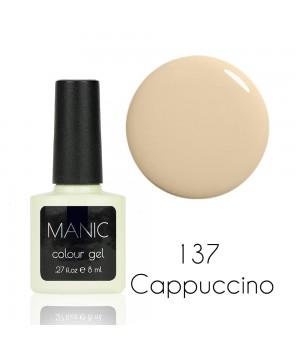 Гель лак MANIC №137 Cappuccino