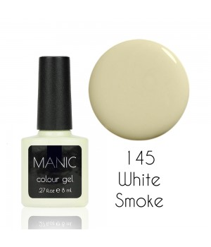 Гель лак MANIC №145 White Smoke