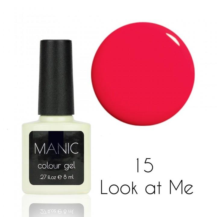 Гель лак для ногтей MANIC №15 Look at Me