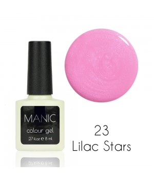 Гель лак MANIC №23 Lilac Stars
