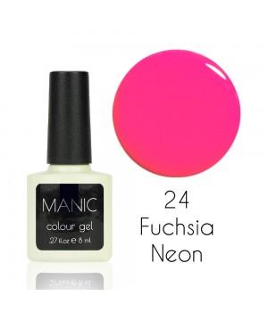 Гель лак MANIC №24 Fuchsia Neon