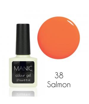 Гель лак MANIC №38 Salmon