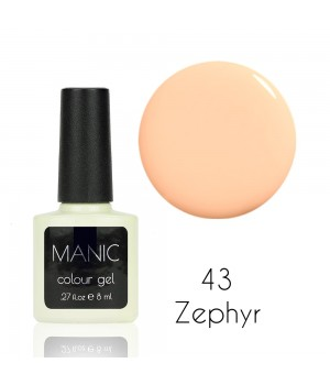 Гель лак MANIC №43 Zephyr