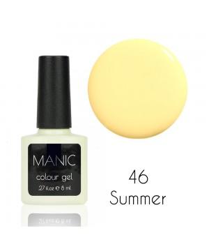Гель лак MANIC №46 Summer