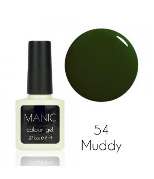 Гель лак MANIC №54 Muddy