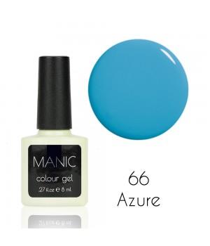 Гель лак MANIC №66 Azure