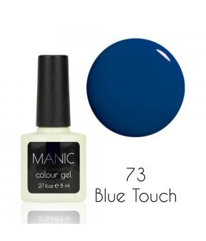 Гель лак MANIC №73 Blue Touch