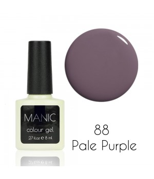 Гель лак MANIC №88 Pale Purple