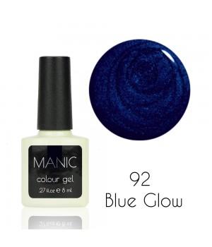 Гель лак MANIC №92 Blue Glow