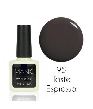 Гель лак MANIC №95 Taste Espresso