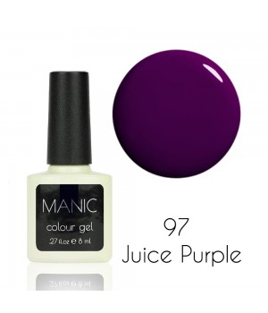 Гель лак MANIC №97 Juice Purple