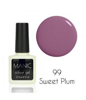 Гель лак MANIC №99 Sweet Plum