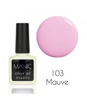 Гель лак MANIC №103 Mauve