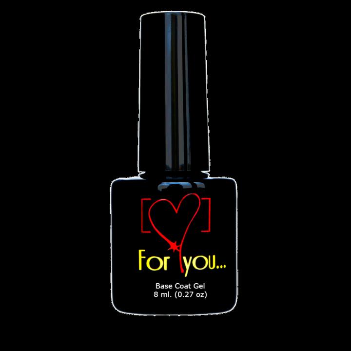 Базовый гель, основа для ногтей FOR YOU