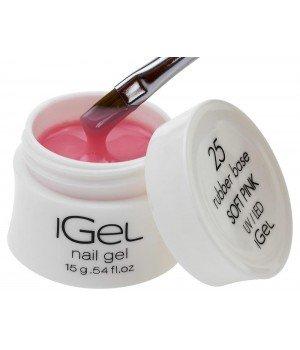 Камуфлирующая база iGel Soft Pink №25