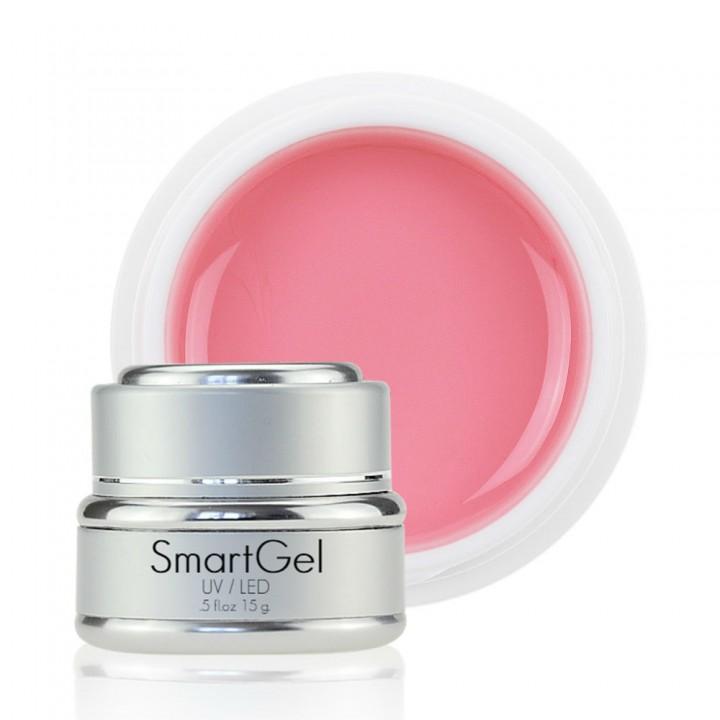 Гель для наращивания ногтей SmartGel №58 Cool Pink