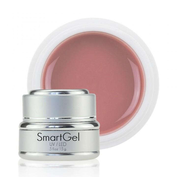 Гель для наращивания ногтей SmartGel №19 Dark Pink