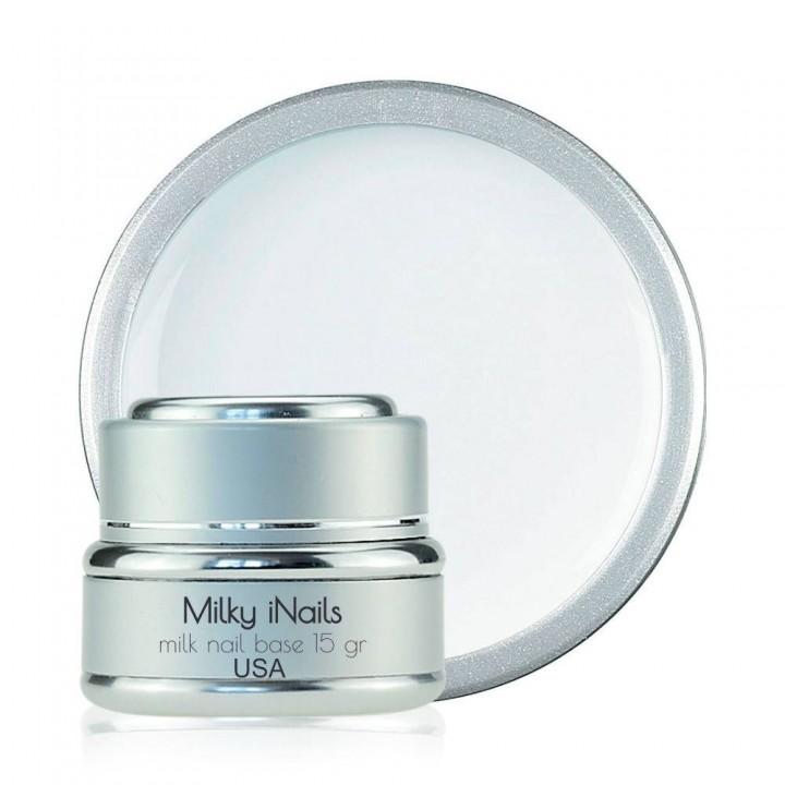 Молочная база для ногтей Milky iNails 15, 30, 50 гр, 1 кг