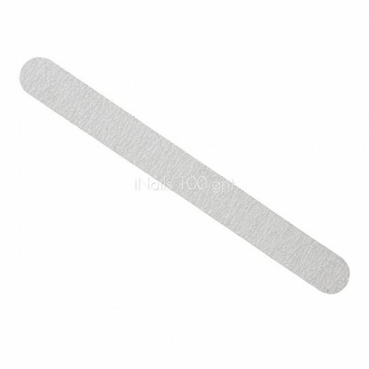 Пилочка для ногтей (сменная) 100 узкая, прямая iNails