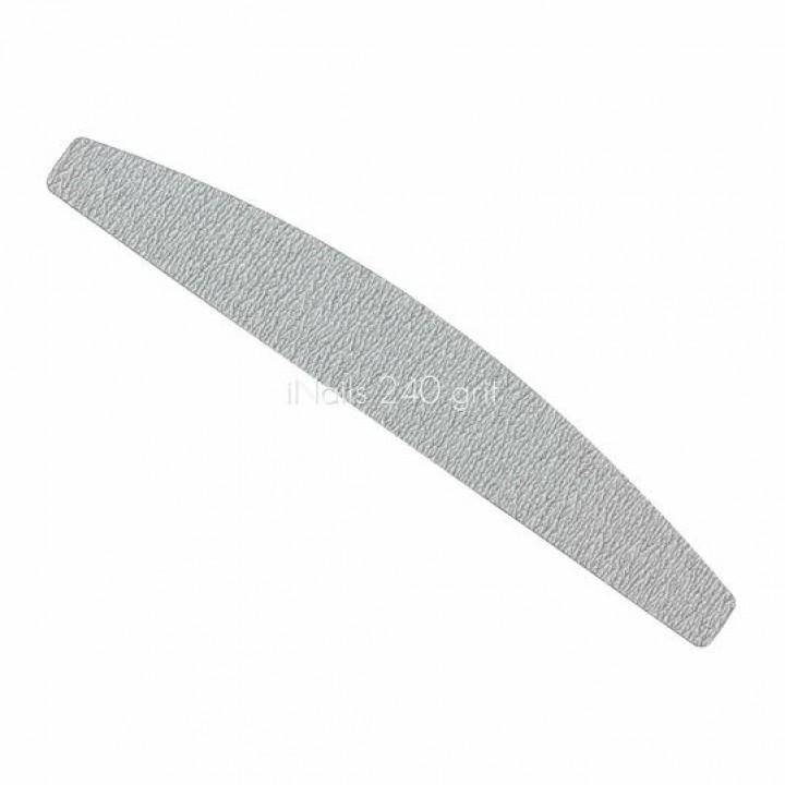 Пилочка для ногтей (сменная) 240 лодка, бумеранг iNails
