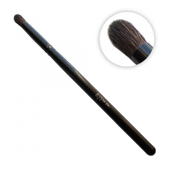 Профессиональная круглая кисть для растушевки теней №24