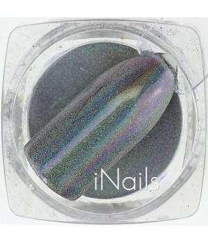 Призма Голографическая для ногтей №09