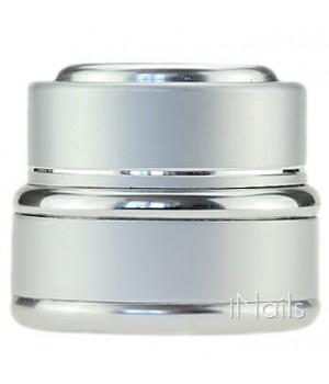 Баночка алюминиевая для геля, крема 15, 30, 50 грамм