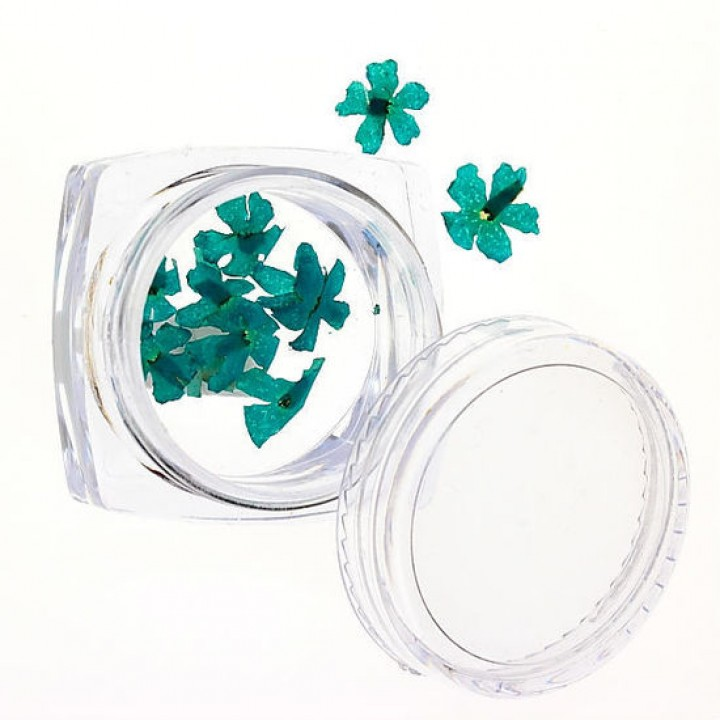 Сухоцветы для дизайна и украшения ногтей №68